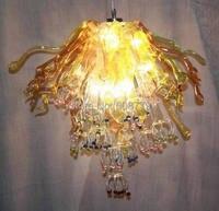 Unique Design Hanging LED Crystal Chandeliers