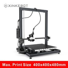2016 Newest High Quality Xinkebot Orca2 Cygnus Dual Extruders 3D Printer Free ABS or PLA Filament