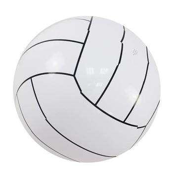 80CM Inflatable Beach Ball Volleyball Inflatable Ball Children's Game Water Toy Ball For Kids Adult Group Game Toys For Children 5