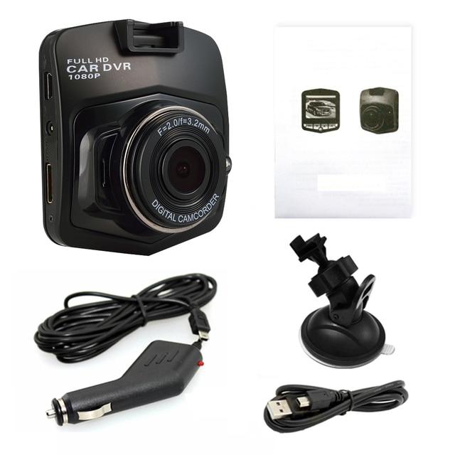 2016 Hot Useful 2.4inch TFT Full HD Car Dashcam Video Recorder Car DVR Camcorder single record