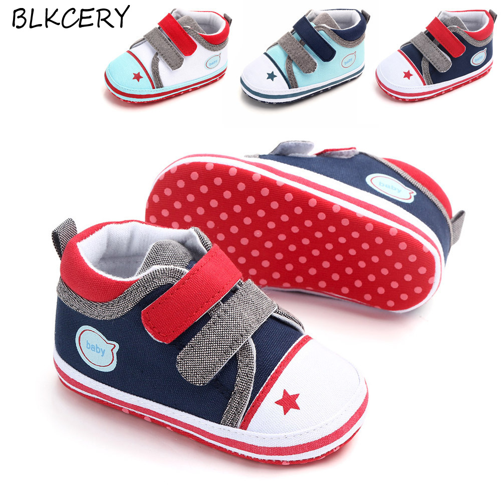 Brand Baby Girl Shoes Toddler Boy Walkin