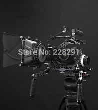 TILTA 3 DSLR RIGS follow focus matte box camcorder 5DII kits cage