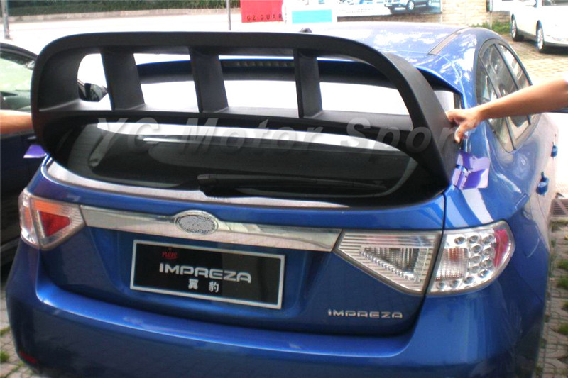 2008 Honda Civic Trunk Spoiler