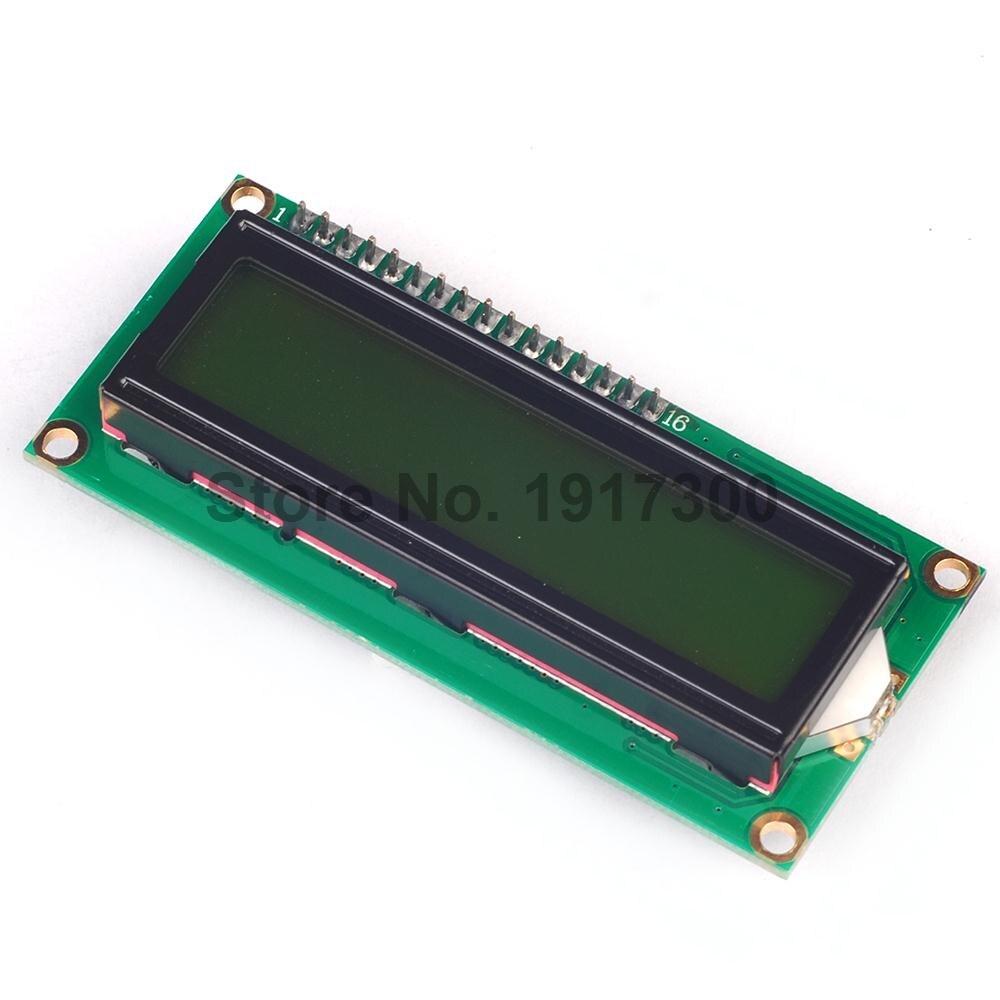 Jaune IIC//I2C Série 2004 20x4 Character LCD Display Module Arduino avec bibliothèque