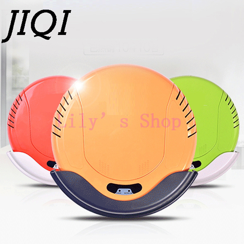 Intelligent Robot Vacuum Cleaner Catcher Home Slim HEPA Filter Cliff Sensor Remote Control Self Charge Aspirator