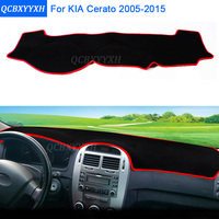 Car Styling Dashboard Protective Mat Shade Cushion Photo Phobism Pad Interior Carpet For KIA Cerato 2005