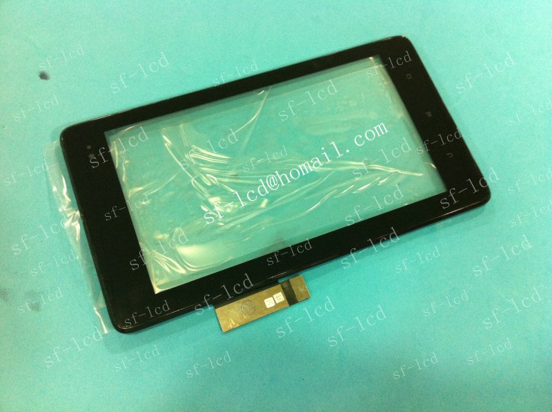 ФОТО Original Capacitive touch screen digitizer fot HUAWEI S7-201u S7 Slim Tablet PC/MID touch panel