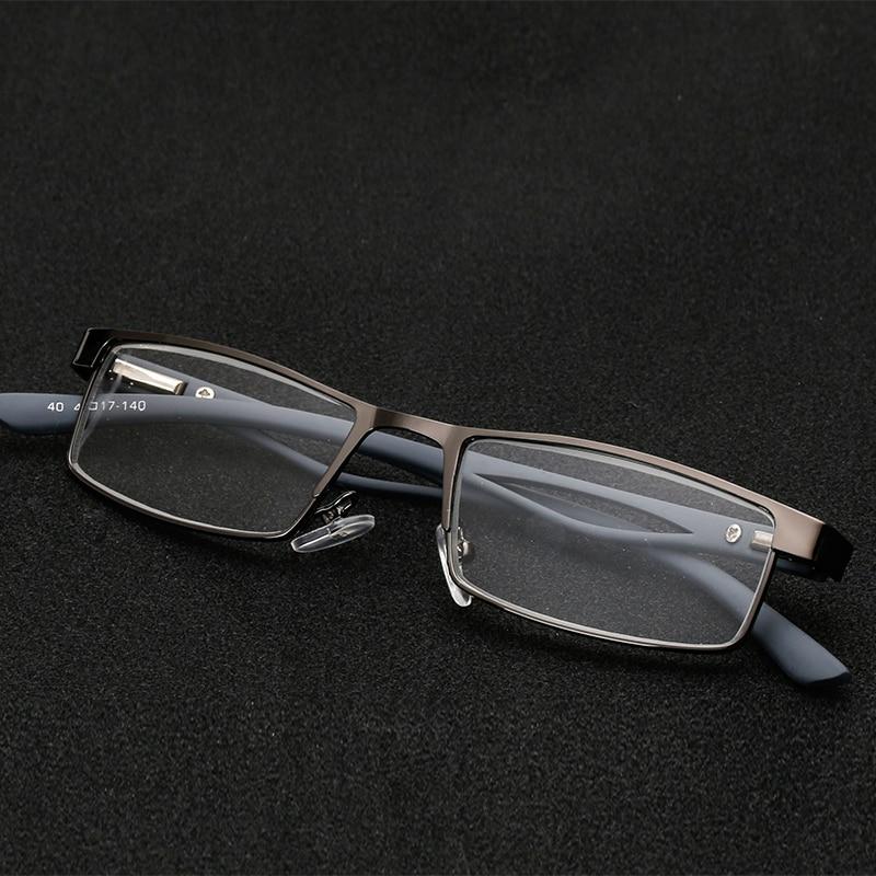 HINDFIELD 2016 läsglasögon för legering kvadrat män receptlinser - Kläder tillbehör - Foto 5