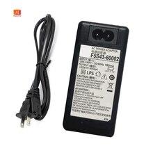 22V 455MA için AC DC adaptör şarj cihazı HP yazıcı 1112 2130 2132 yazıcı güç kaynağı 22V 455MA F5S43 60002 60001