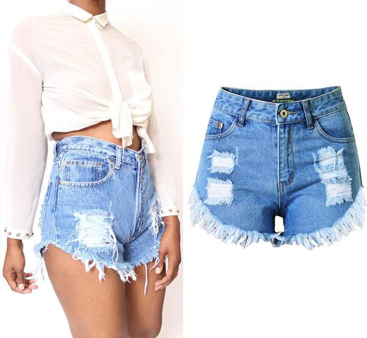 Popular Cheap Vintage High Waisted Jean Shorts-Buy Cheap Cheap ...