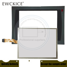 NEW PanelView Plus 1250 2711P-T12C15D8 2711P-T12C15D9 HMI PLC Touch screen AND Front label