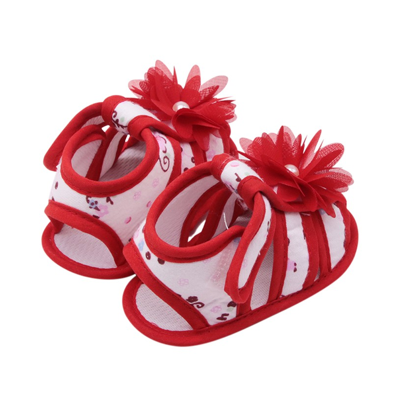 Baby Shoes Flower Stitching Hollow Cotton Casual Shoes Baby Toddler Shoes Bebek Ayakkabi Baby Boy Shoes