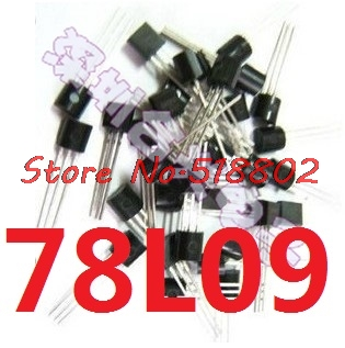 5V 100mA NEW 20PCS 79L05 TO92 WS IC REG LDO