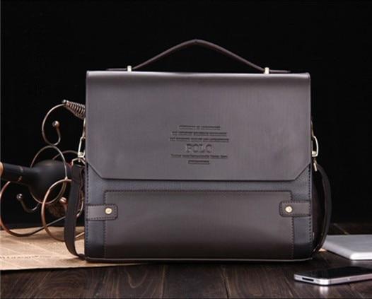 Polo messenger bag men s business handbags shoulder bag (FANKE Series) 9aecceecb0ab6