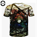OPCOLV New Arrival Brand Clothing illuminati T-Shirt For Men/Women Funny T-shirt Short Sleeve Harajuku Tshirt Graphic Tees