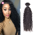"Brazilian Kinky Curly hair 1 bundle afro Kinky Curly human hair EXTENSION,8""-28"" no shedding soft brazilian curly hair weaves"