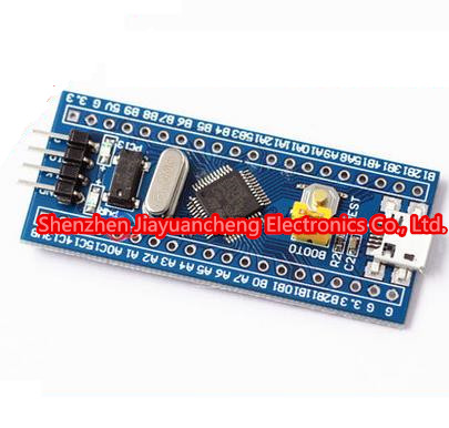 STM32F051C8T6 core board minimum system board STM32 F0 ARM core board кухонная мойка ukinox stm 800 600 20 6
