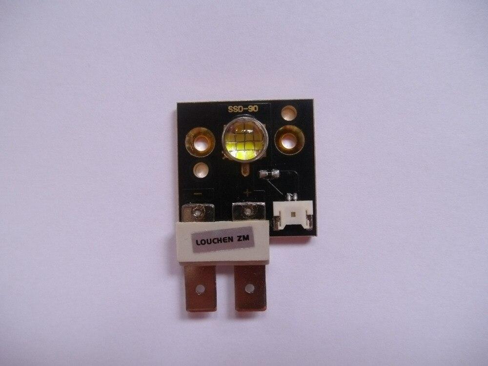 4pcs Moving Heads 75w Led Modules 6500k 3000 Lumens For Mini Moving Head Led Spot Light