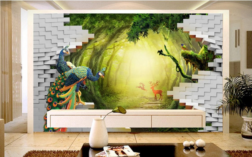 Contemporary Papers For Wall Decoration Pictures - Art & Wall Decor ...