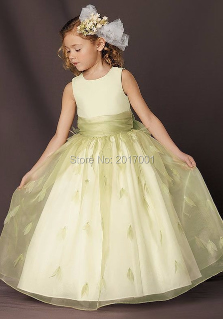 73cb5fefca flower girl dresses girls pageant dresses kids evening gowns long bridal gowns  children first communion dresses