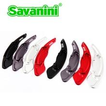 Savaini Новый 2 шт. Алюминиевый Руль Сдвиг Paddle Extension Shifter Для Honda Spirior Odyssey Accord и Acura (2015-2016)
