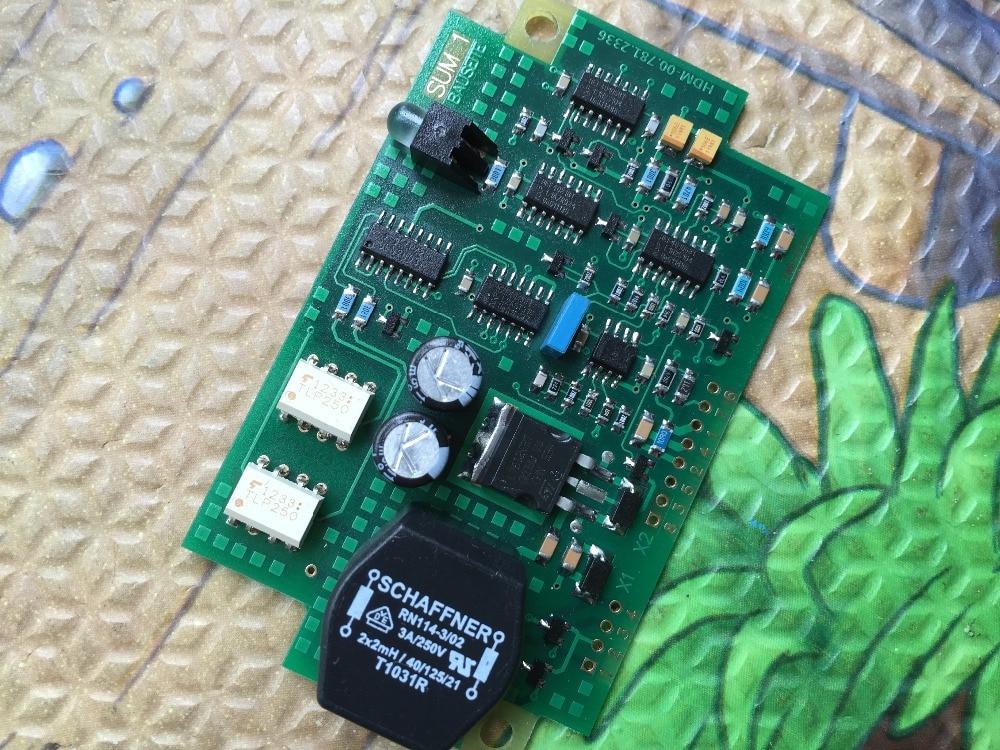 1 pieces good quality circuit board parts SUM1 00.781.2336 warranty 12 months цена