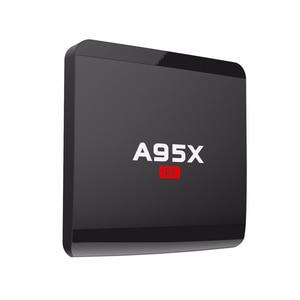 Image 1 - A95X R1 Network HD Set Top Box amlogic S905W 1G/8G 4K Hot Smart Android TV Box