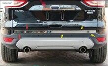 Интимные аксессуары для Ford Kuga/Побег 2017 сзади за крышка багажника tailgate дверная ручка литья загрузки комилект Отделка 1 шт.