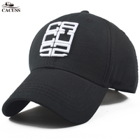 CACUSS LOGO Baseball Cap Hat Embroidery Men Spring Visor Sun Hat Sun Hat Female Spring