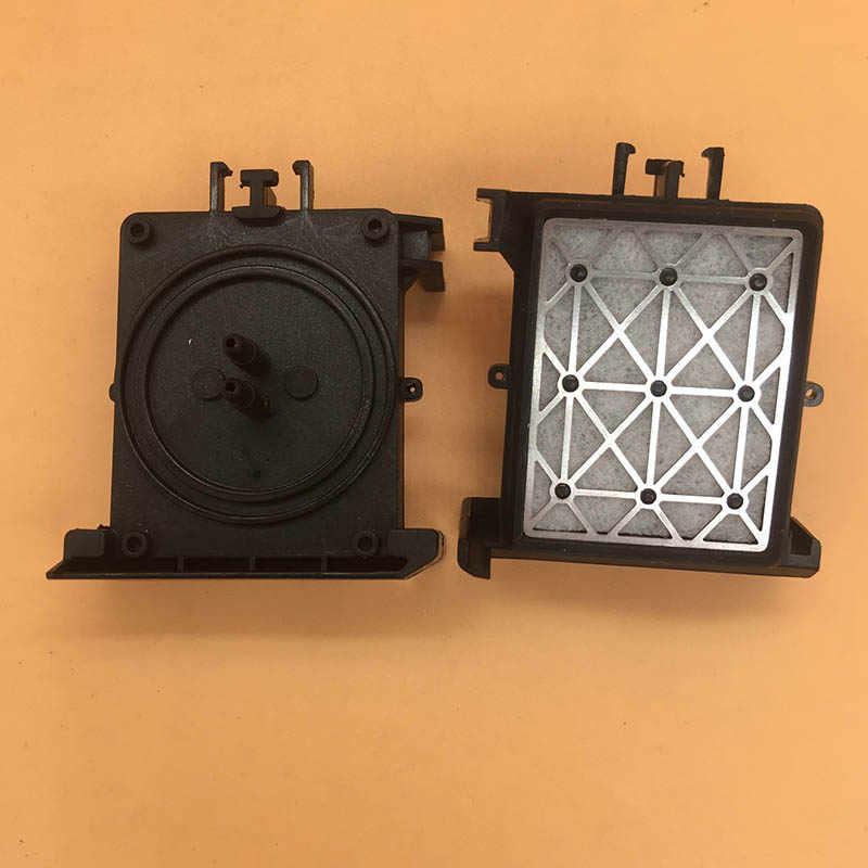 2 Pcs DX5 Cap Top untuk Epson Stylus Pro 4880 4800 4450 4400 4000 Printer Pelarut DX5 Kepala Tinta lembar Atas Capping Station
