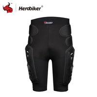 HEROBIKER Unisex Moto Sport Beschermende Gear Heupkussen Motorcross Off-Road Downhill Mountainbike Schaatsen Ski Hockey Armor Shorts
