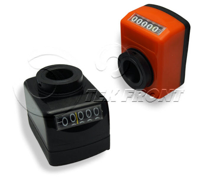 TF05008  09 Line-20mm Shaft Bore Hole Position Indicator Position Counter
