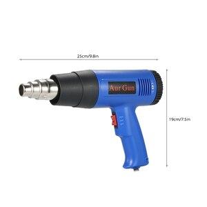 Image 4 - 1800W Air Gun Heat Gun Hot Air Gun For Soldering Hair Dryer Building Hot Air Nozzle For Construction Hair Dryer Industrial Tools