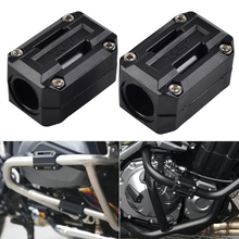 Motorcycle Engine Protection Guard Bumper Decor Block For BMW S1000XR G310 GS R NINE T R9T R1200 R1200RS