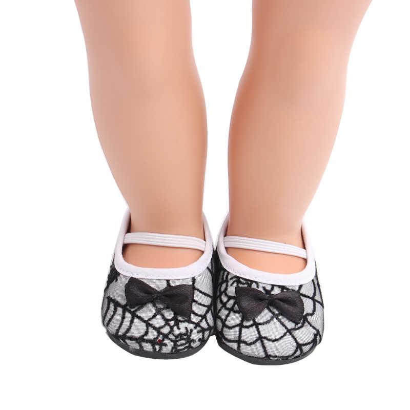 В кукольном стиле; милая детская обувь для скейтбординга с сеткой подходят 18 дюймов девочка кукла и 43 см для ухода за ребенком для мам малышей Аксессуары для кукол s182
