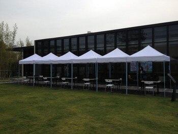 3*3 Meter Aluminium Frame Opvouwbare Tent Pop Up Tent Tuinhuisje Snel Bewegende Handig
