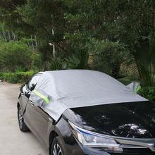 Защитные чехлы на лобовое стекло автомобиля защита от снега