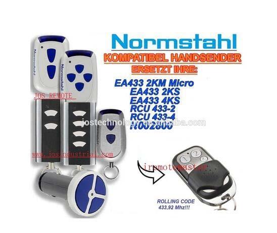 Ea433 2ks Ea433 4ks Noo2800 Kompatibel Fernbedienung Ersatz Elegant Und Anmutig Rcu 433-2 Rcu 433-4 Niedrigerer Preis Mit Normstahl Ea433 2 Km Micro