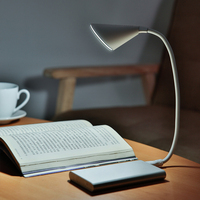 Oobest 4 Colors Portable Convenient Lightweight With Wireless Bluetooth Speaker Desk Table Lamp Book Reading Protect