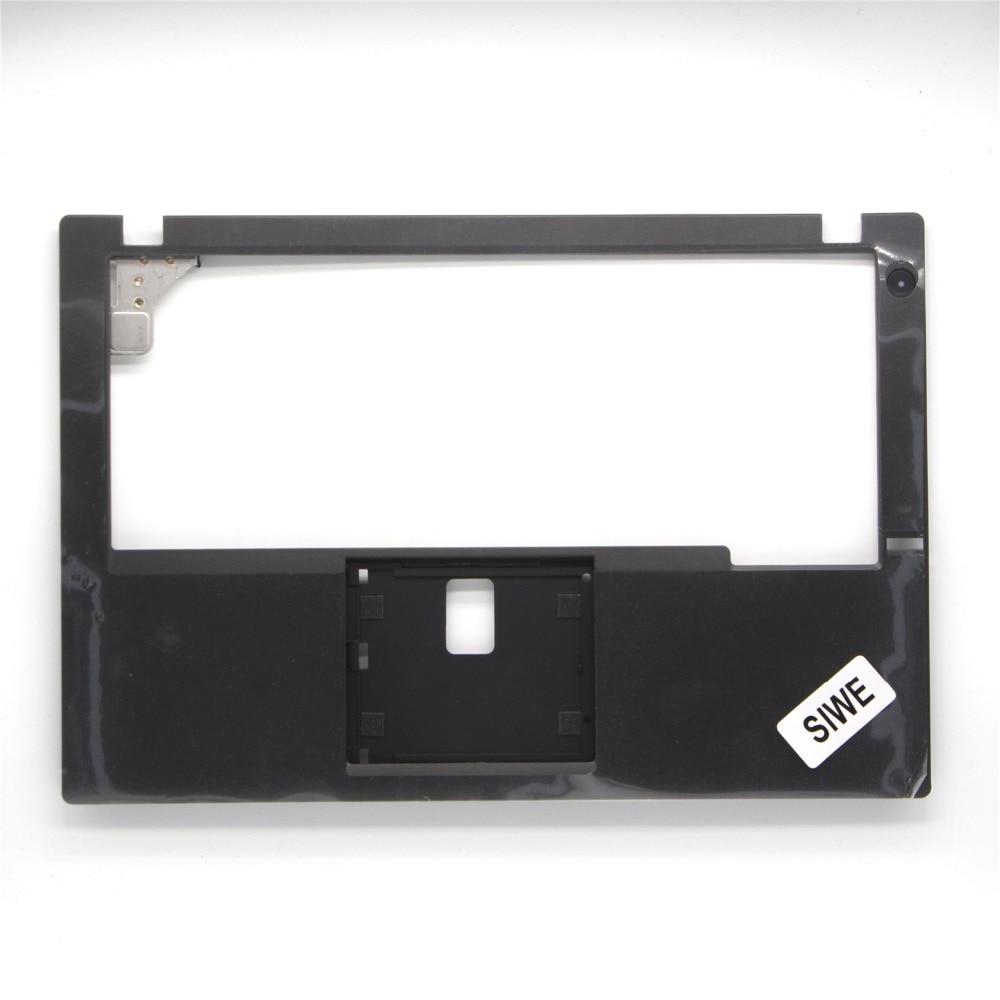 Marque Nouvelle Véritable Original Clavier Lunette Repose-poignets pour IBM Lenovo ThinkPad X240 X250 Non-Tactile Version Avec Empreintes Digitales Trou