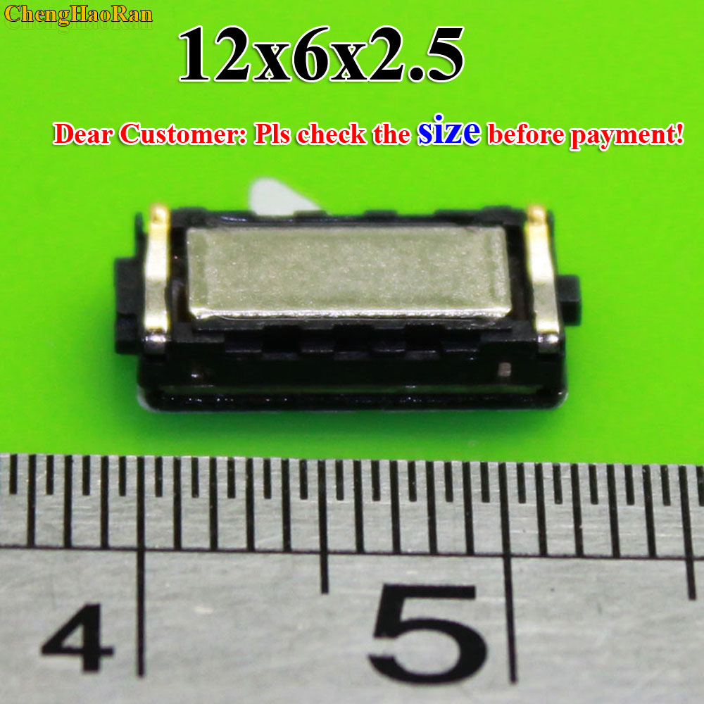 3pcs Earpiece Earphone Top Speaker Sound Receiver Flex Cable For Xiaomi Mi 1 1S 2 2A 2S 3 5C MAX 6 Redmi 3X 3S Note 4 2 3 Pro 4X