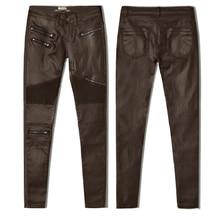 Women PU Leather Pants