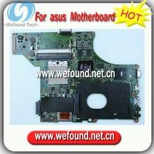 100% Working Laptop Motherboard for asus N82JV N82J Series Mainboard,System Board