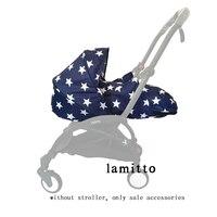 0 6 months Baby Yoyo/yoya Strollers Sleeping Basket Birth Nest Yoya Stroller Accessories Newborn Sleeping Bag Prams Carriages