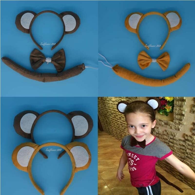 Compra monkey tail cosplay y disfruta del envío gratuito en AliExpress.com 1601210a6705