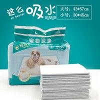 Pet Diapers Super Absorbent Diaper Pet Dog Training Urine Pad Pet Diapers Size Deodorant Antibacterial Pet