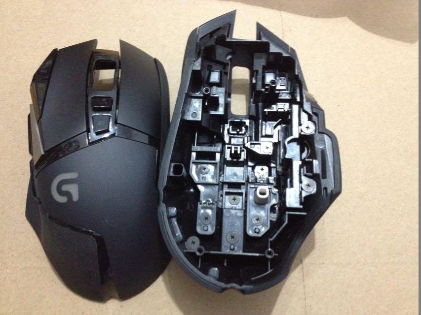 1 pz original new top case mouse top shell per Logitech G502 genuine mouse housing