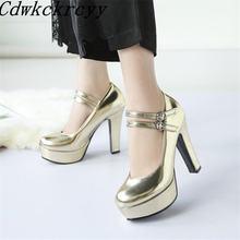 Туфли женские на высоком каблуке простые пикантные с узором