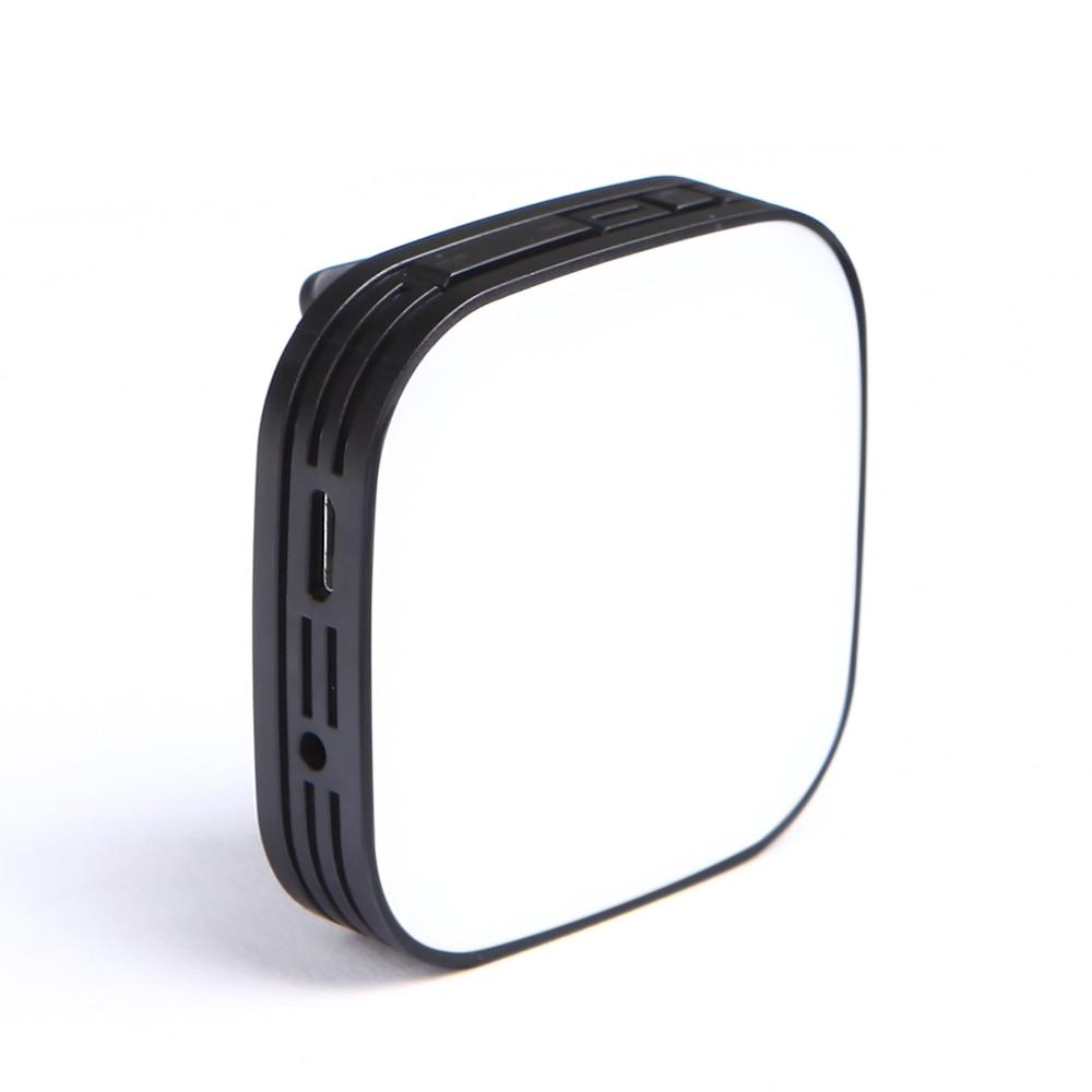 GODOX LEDM32 Mini Vidéo Lumière Portable Batterie Au Lithium Éclairage LED Réglable Luminosité pour Photographie Téléphones