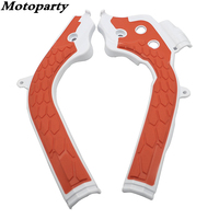 Motocross Frame Guard Frameguards Protector Covers For KTM SXF 250 350 450 SX 125 250 2016 2017 2018 Motorcycle Enduro